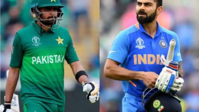 Photo of India-Pakistan World Cup Clash;  Shame on Pakistan, the figures are like this!