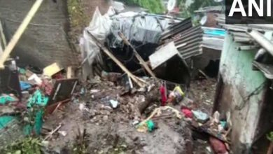 Photo of Heavy rains in Mumbai;  11 dead when wall collapsed, rescue operation continues