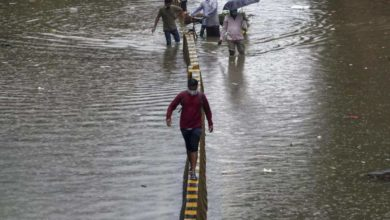 Photo of Heavy rains are expected in northern India until July 21 and until July 23 on the west coast.