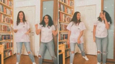 Photo of Dia Mirza's 'bestie' step daughter Adara, both danced after the birth of their son
