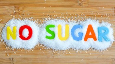 Photo of Health and then these benefits if you stop sugar