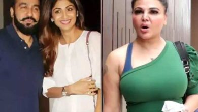 Photo of What did Sawant say in support of Shilpa Shetty's husband Raj Kundra?  watch video