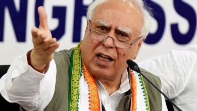 Photo of Pegasus phone leak;  Kapil Sibal wonders what will happen if the information falls into the hands of foreign countries