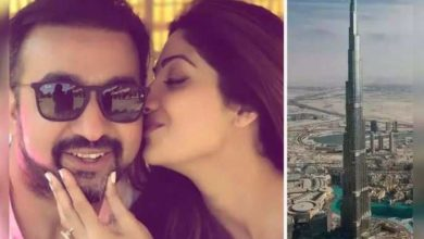 Photo of Raj Kundra-Shilpa Shetty's immense property, bought a flat in the world's tallest building!