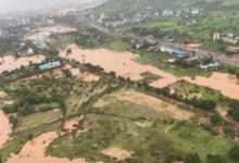 Photo of Heavy rains in Maharashtra;  At least 36 people have died in a landslide in Raigad