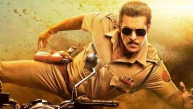 Photo of Get ready for Dabangg 4!  Salman Khan does 'Chulbul Pandey' again!  sign of becoming