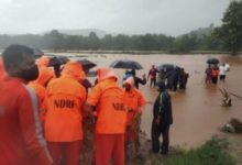 Photo of Heavy rains cause great damage in Maharashtra;  129 deaths in two days