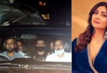 Photo of Crime Branch reached her house due to Shilpa Shetty's move, 6 hours interrogation