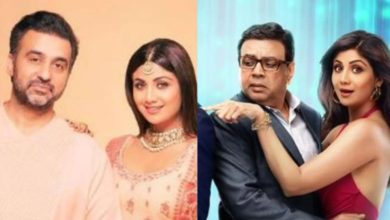 Photo of Controversial Shilpa Shetty appeals to people to watch 'Hungama 2' with family