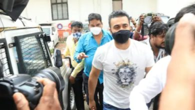 Photo of People agitated by Raj Kundra's 'step' in police custody, took class on internet
