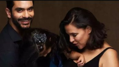 Photo of This special person will name Angad Bedi and Neha Dhupia's second child, the actor revealed
