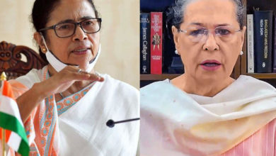 Photo of Meeting of leaders for the unity of the opposition;  Mamata Banerjee will meet Sonia Gandhi today