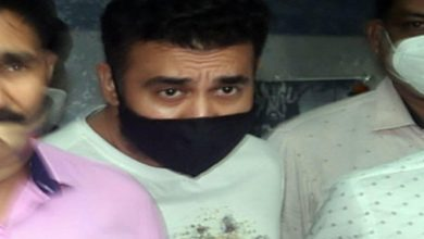 Photo of Raj Kundra's bail application rejected once again, the High Court will hear tomorrow