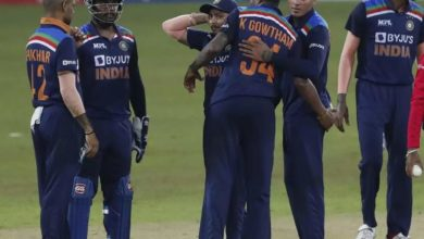 Photo of Eight players, including Dhawan?  New captain against Sri Lanka;  The possibilities are like this !!