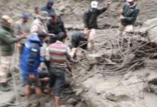 Photo of Lightning floods in Himachal: eight dead, several missing