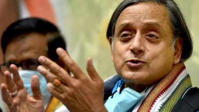 Photo of Pegasus controversy: BJP wants Shashi Tharoor removed as chair of IT committee