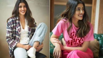 Photo of 'You are beautiful, try Bollywood', Big B's granddaughter replied on fan's advice