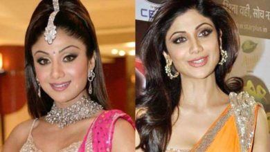 Photo of Shilpa Shetty has done beautiful plastic surgery, something like this used to happen