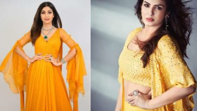 Photo of Shilpa Shetty's card cut from 'Super Dancer'!  The makers of the show approached Raveena Tandon