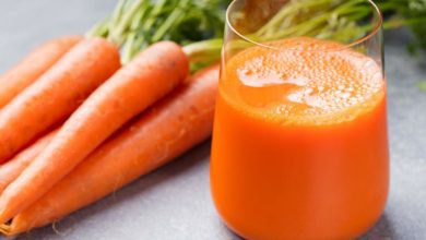 Photo of Carrot juice can be taken to lower blood pressure and improve eye health