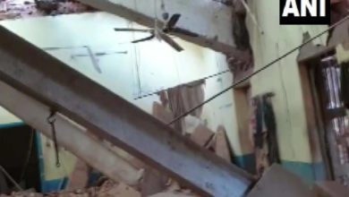 Photo of The prison wall collapsed;  22 prisoners hospitalized, one seriously injured