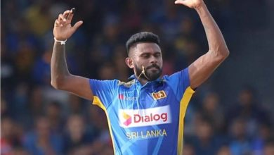 Photo of Sri Lankan pacemaker Isuru Udana has announced his retirement from cricket at the age of 33