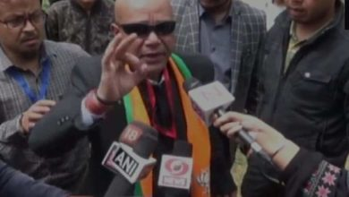Photo of BJP Minister Sunbor Shulai has said that beef should be eaten more than lamb and chicken dishes