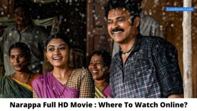 Photo of Narappa Full HD Movie : Where To Watch Online?