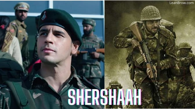 Shershaah Movie (2021) Release Date, Cast, Trailer, Review