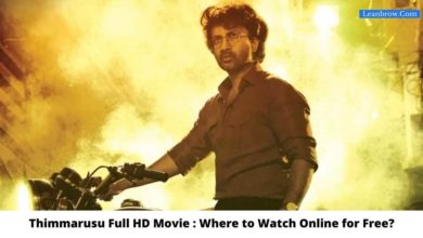 Photo of Thimmarusu Full HD Movie : Where To Watch Online?