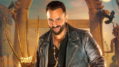 Photo of Saif Ali Khan Wears Desi 'Johnny Depp' In Bhoot Police First Look Poster!