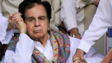 Photo of Dilip Kumar will always be there, only Yusuf Sahab's body is gone …