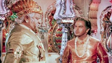 Photo of For the father, Dilip Kumar was also the actor of the Balraj Sahni collision …