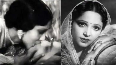 Photo of International Kissing Day: Interesting story of the first Bollywood kissing scene!