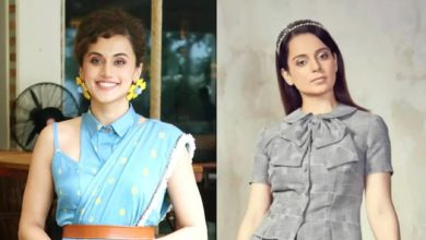 Photo of Taapsee Pannu talks about the salary disparity in Bollywood, a problem that just emerged