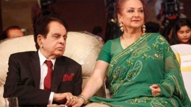 Photo of Dilip sahib will remain in my heart, let's talk about Saira's love …