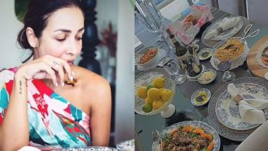 Photo of Malaika made pasta for Arjun Kapoor, had lunch together on Friendship Day