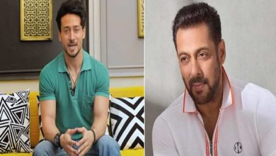 Photo of 'Are you a virgin?', Tiger Shroff gave a funny reply in the name of Salman Khan