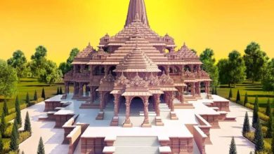 Photo of Ayodhya Ram Temple;  It will be open to the public from December 2023.