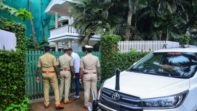 Photo of ISIS recruitment case: Raid on former MLA's son's home;  NIA arrests 4