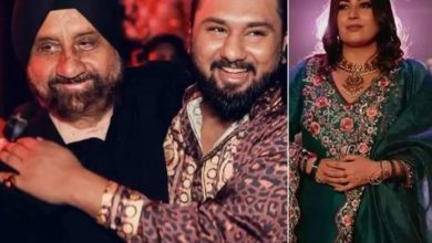 Photo of 'While changing clothes, father-in-law entered the room and…' Honey Singh's wife made serious allegations