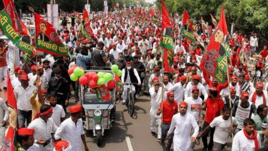"""Photo of Is Akhilesh Yadav's """"travel cycle"""" an electoral strategy?"""