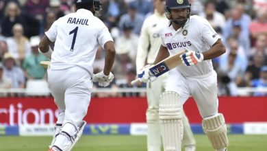 Photo of Rohit out;  The first matches got off to a great start against England