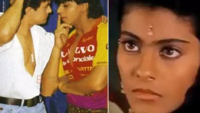 Photo of Shahrukh Khan advised Aamir not to work with Kajol!