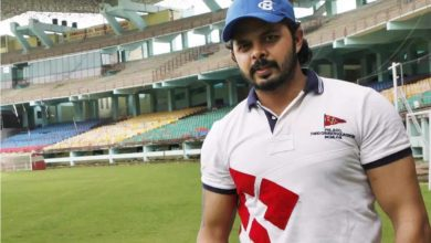 Photo of The name began to fade from the shirt;  But Sreesanth says he will never give up