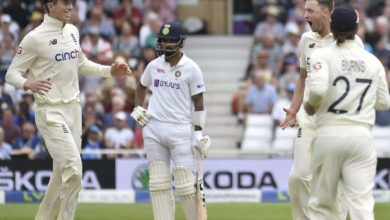 Photo of India determined to fight England;  Lead is crucial