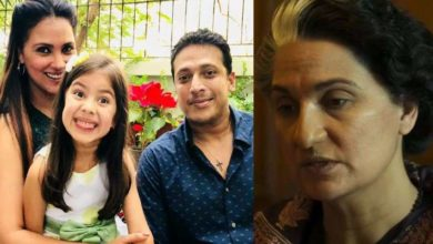Photo of Daughter scared of Lara Dutta's look in 'Bell Bottom', husband refuses to meet her