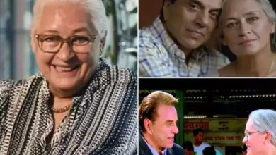 Photo of Recalling the kissing scene with Dharmendra, Nafisa Ali said – the film changed people's perception