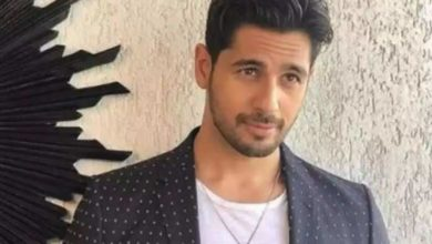 Photo of Sidharth Malhotra was not going to launch in any film other than 'Stand of the Year'