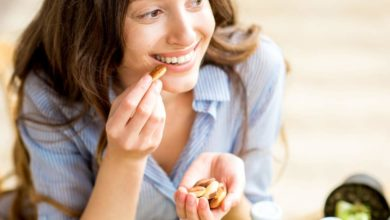 Photo of These benefits go hand in hand with a handful of almonds a day.